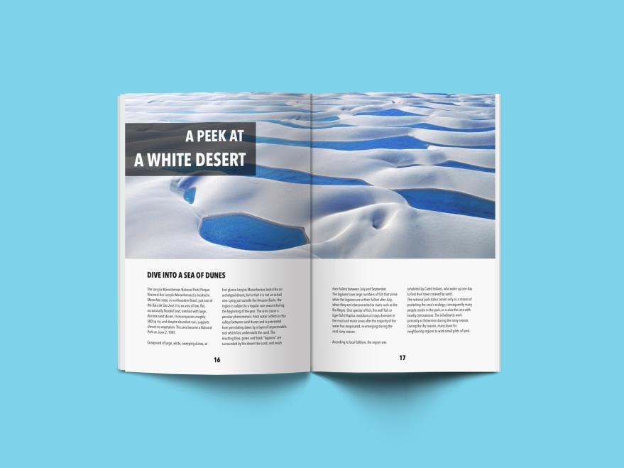 Geography Magazine
